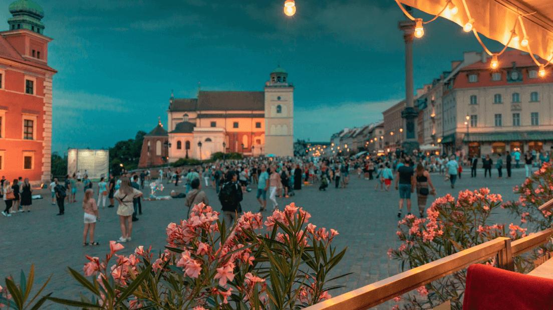 Okolica Warszawa Raszyn